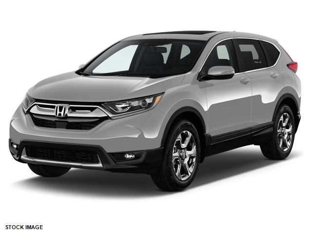 New 2017 honda cr v ex l w navi awd ex l 4dr suv w navi in for Honda crv exl with navigation